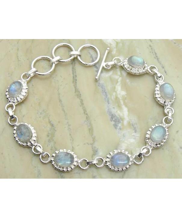 10 80ctw Moonstone Sterling Silver Handmade