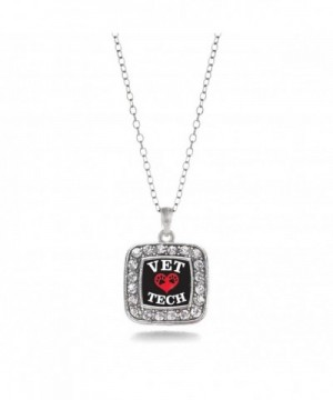 Inspired Silver N 12190 Charm Necklace