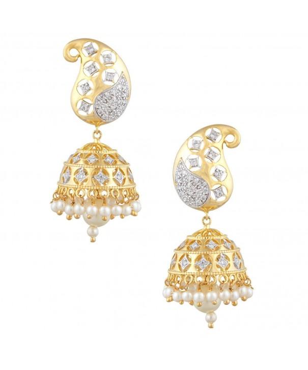 Swasti Jewels Bollywood Jewelry Earrings