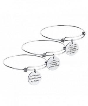 Inspirational Expandable Bracelet Stainless Forever