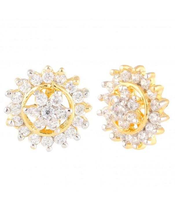 Bollywood American Traditional Earrings Jewellery