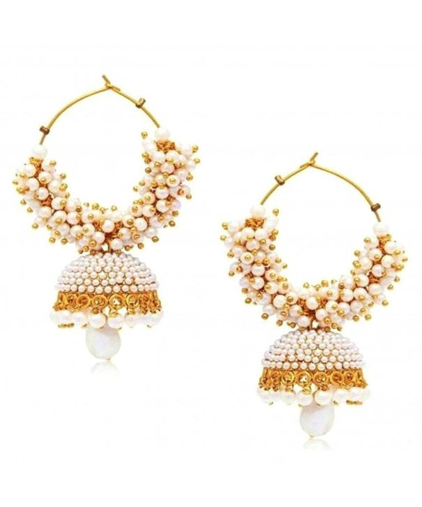 Bollywood Traditional Indian Jewelry Earrings