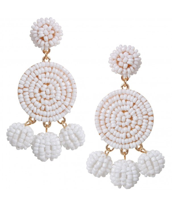 Humble Chic Peppy Disc Dangles