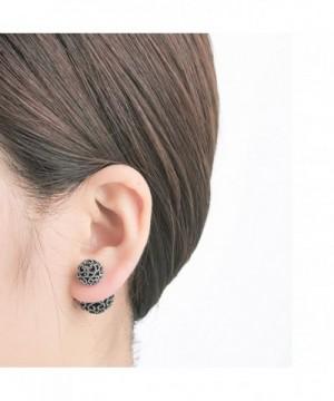 Women's Ball Earrings