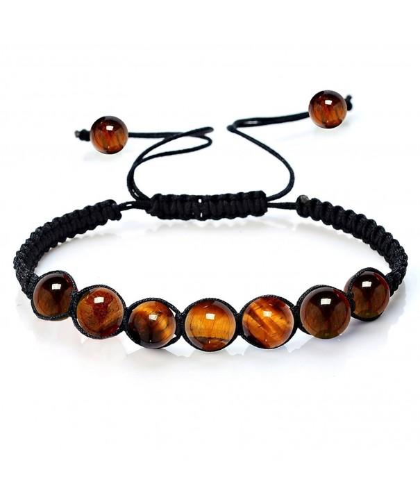 Jauxin Healing Crystal Balancing Bracelet
