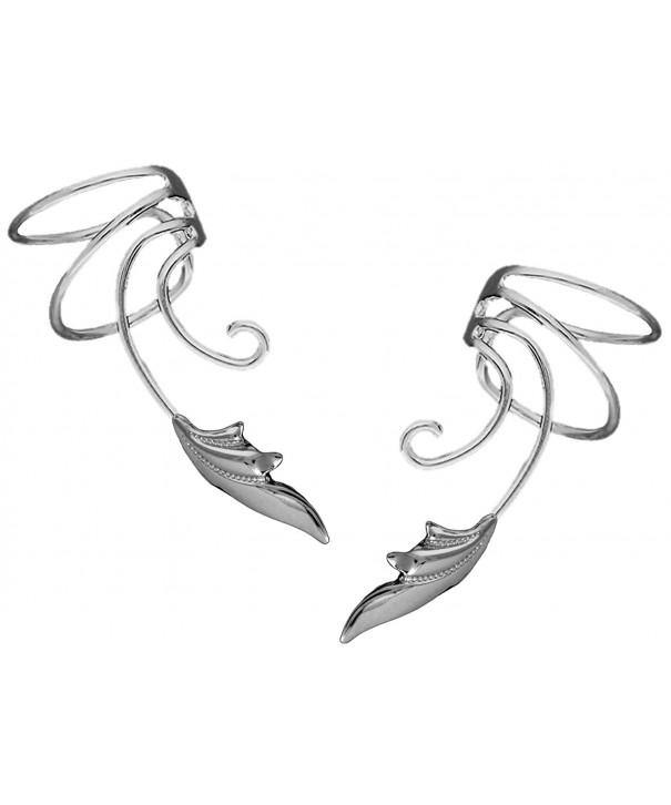 Delicate Ear Non pierced Cartilage Sterling